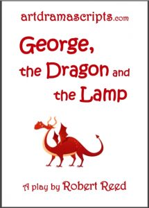 George_Dragon_Lamp_Robert_Reed