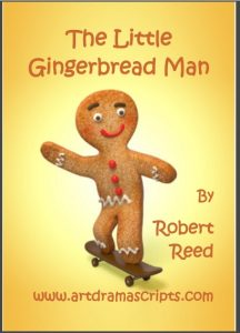 Little Gingerbread Man Robert Reed