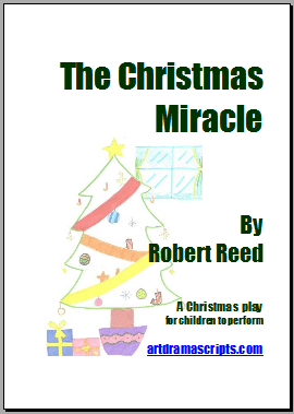 Christmas Miracle play script cover