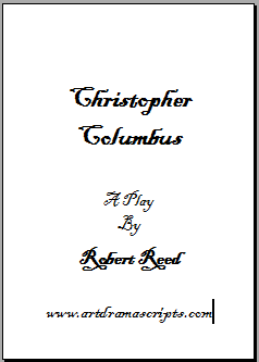 Christopher Columbus play script