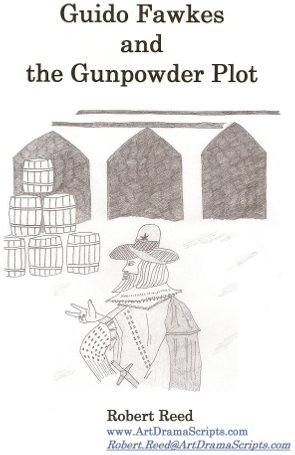 Historical funny play script for school Y6, Y7: Guy Fawkes; Parliament
