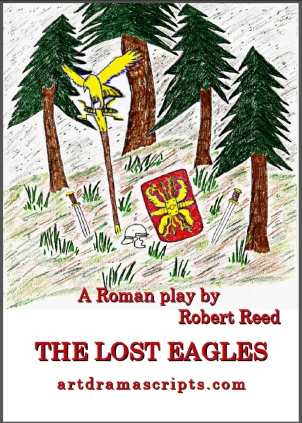 Romans play script KS2 Lost Eagles by Robert Reed