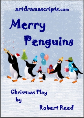KS2 Primary School Christmas Play Merry Penguins