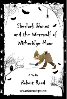 Sherlock Bones children's play by Robert Reed