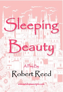Sleeping Beauty panto script for kids by Robert Reed