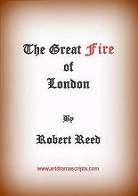 Great Fire of London KS1 Playscript Year 2