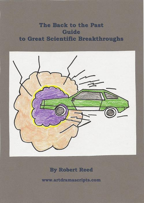 Science Primary Resource KS2 play script Back to Past Guide Scientific by R Reed