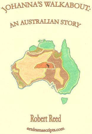 Australia Day art map