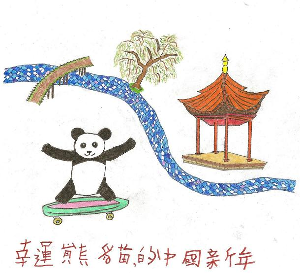 Lucky Panda's Chinese New Year kids play script